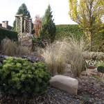 Vorgarten als Steppengarten