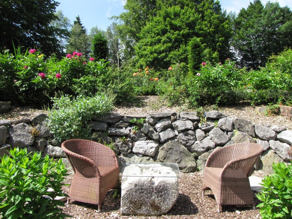 Der Paradiesgarten Maag