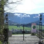 Historisches Tor -Paradiesgarten Eingang