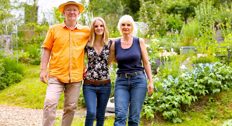 Paradiesgarten Maag, Familie Maag 3