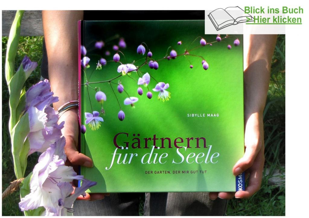 Gärtnern für die Seele Blick ins Buch