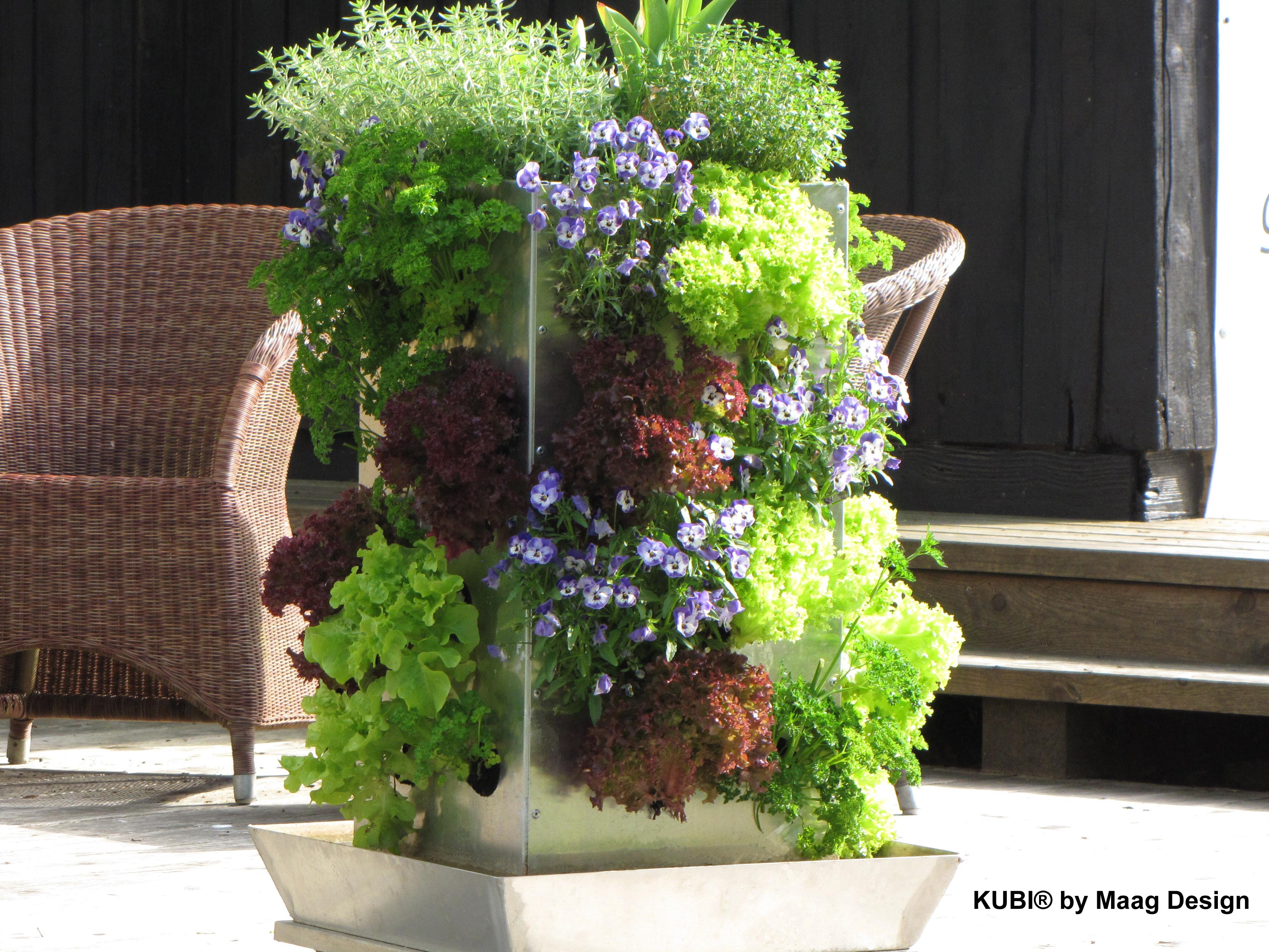 der kubi®   paradiesgarten maag, Garten Ideen