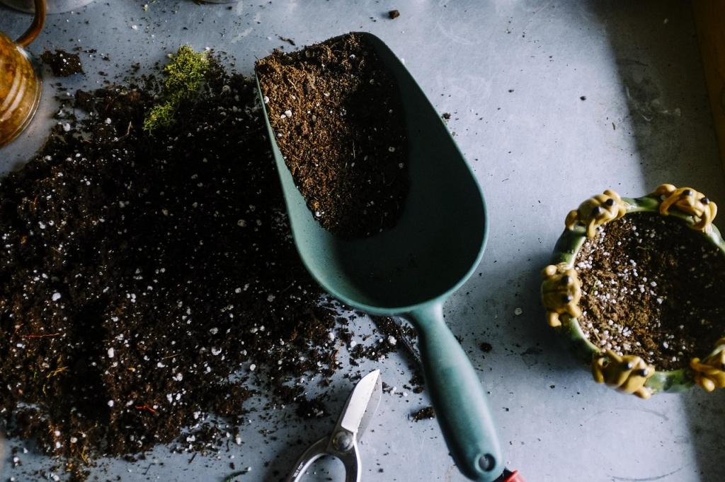 Gartenarbeit genießen (2)