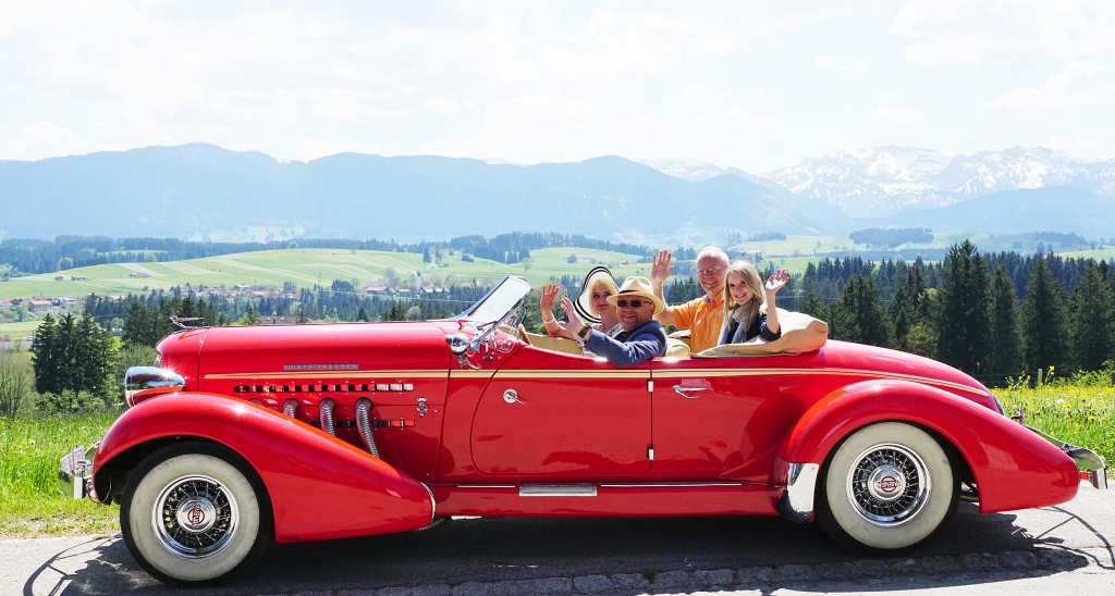 Familie Maag (Foto, Lilo Brückner)