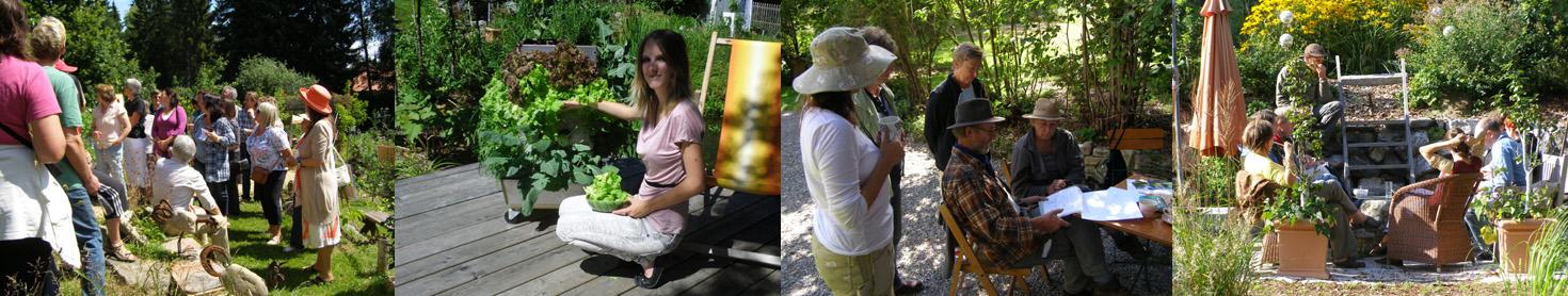 Seminare und Kurse Paradiesgarten Maag