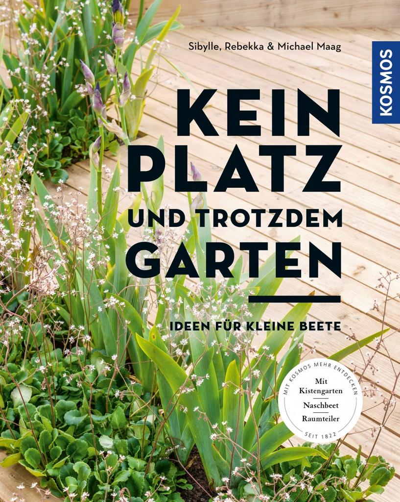 Kein Platz und trotzdem Garten